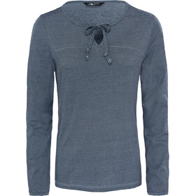 The North Face Dayspring - T-shirt manches longues Femme - gris